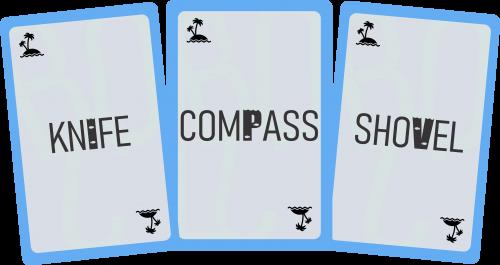BOC 2 - 3 Cartas